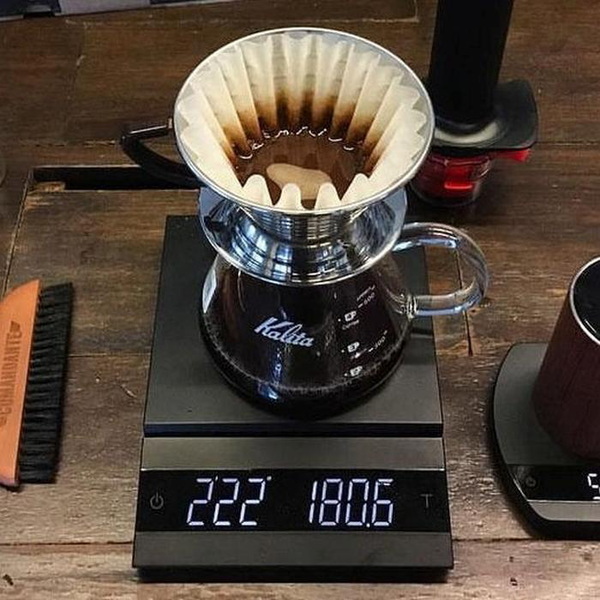 Felicita Incline Bluetooth Scale - Barista Shop