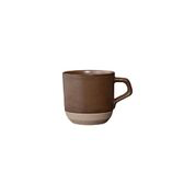 Kinto CLK-151 Small Mug 10 oz. Brown - Barista Shop