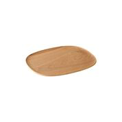 Kinto Unitea Nonslip Willow Tray (265 mm x 215 mm) (Medium) - Barista Shop