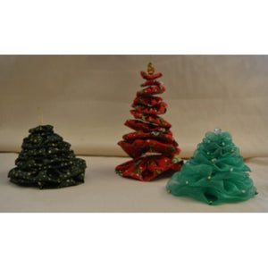 SUFFOLK PUFF CHRISTMAS TREE - PATTERN DOWNLOAD