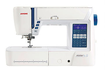 JANOME Atelier 6 Computerised Free-arm Sewing Machine