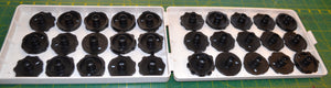 TOYOTA Set of 30 Pattern Cams for EC1 Series Machine (Pre owned)