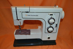 FRISTER + ROSSMANN 904 Vintage Free Arm Sewing Machine.(Pre-owned)