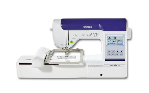 Brother Sewing and Embroidery Machine F480