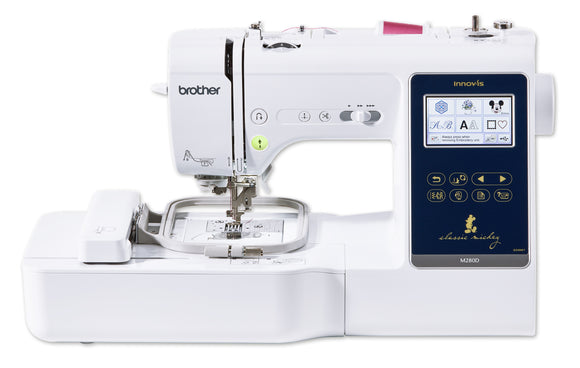 BROTHER Sewing and Embroidery Machine Innov-is M280D - Free Creative Quilt Kit