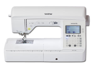 BROTHER Sewing Machine NV1300-SPECIAL OFFER (CREATIVE QUILT KIT)