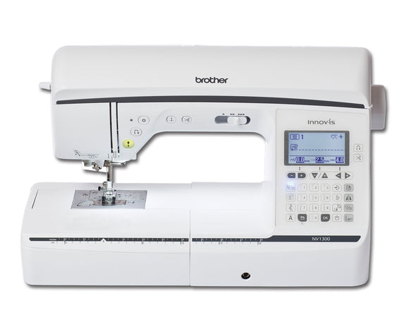 Brother Sewing Machine NV1300 SPECIAL OFFER - Free Creative Quilting Kit