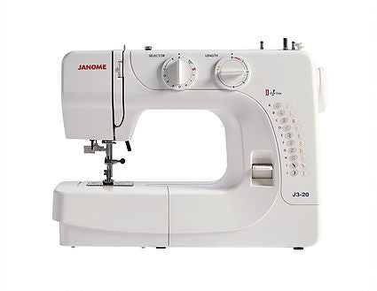 JANOME J3-21 Mechanical Free-arm Sewing Machine
