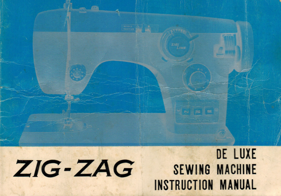 PINNOCK Zig Line Instruction Manual (Printed)