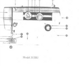 UNKNOWN BRAND Model 315SU & 315FA Instruction Manual (Download)
