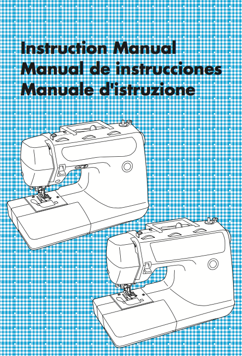 BROTHER PS 53, PS55 & PS57 + Star 230 & 240 Instruction Manual (Download)