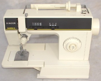Singer samba 4 sewing machine youtube.