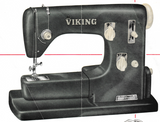 HUSQVARNA/VIKING 21 Instruction Manual (Printed)