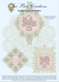 SUE BOX Designer Lace Embroidery Design Collection - Multi Format CD.