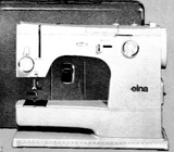 ELNA Models - CI 41, CI 43, CI 62 & CI 64 Sewing Machine Instruction Manual (Download))