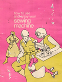 JONES  Model XL700 Sewing Machine  Instruction Manual (Printed)