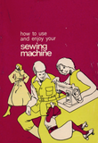 JONES BROTHER Model 671 Sewing Machine  Instruction Manual (Download)