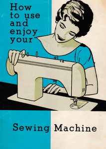 BROTHER Model 882 Sewing Machine  Instruction Manual (Download)