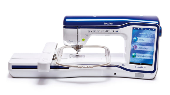 Brother Sewing and Embroidery Machine Innovis XV - EX DISPLAY MACHINE - SALE PRICE