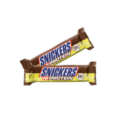 Snickers Hi protein bar FitKitchen