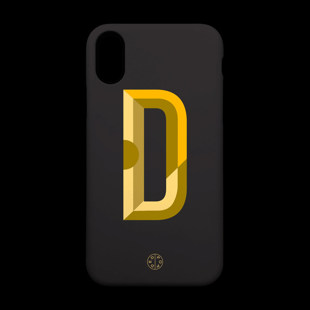 Black Gold Case D
