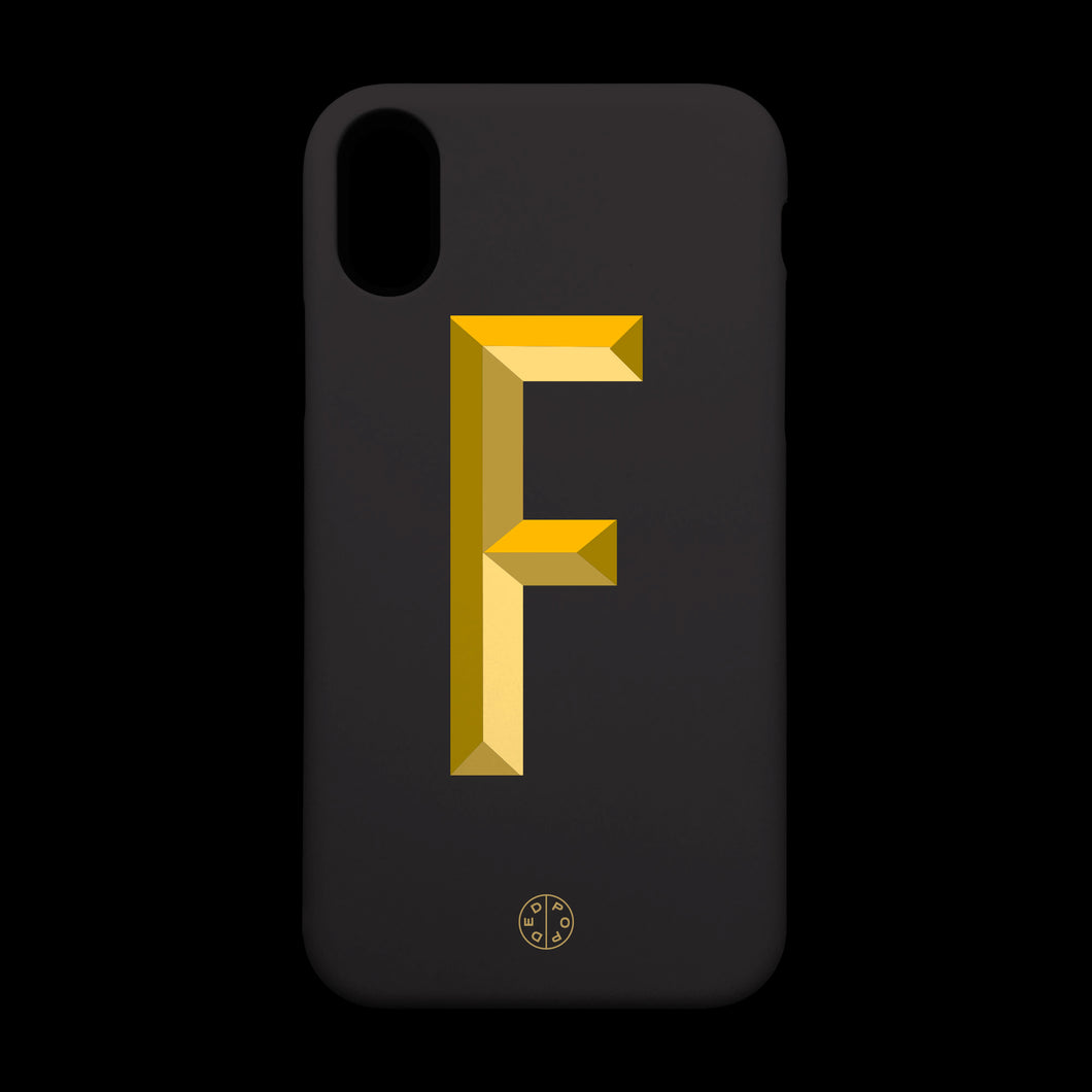 Black Gold Case F