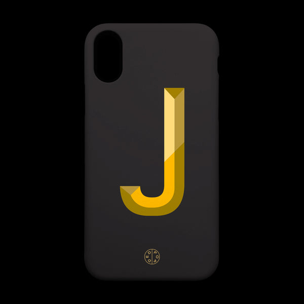 Black Gold Case J