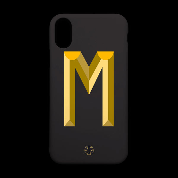 Black Gold Case M