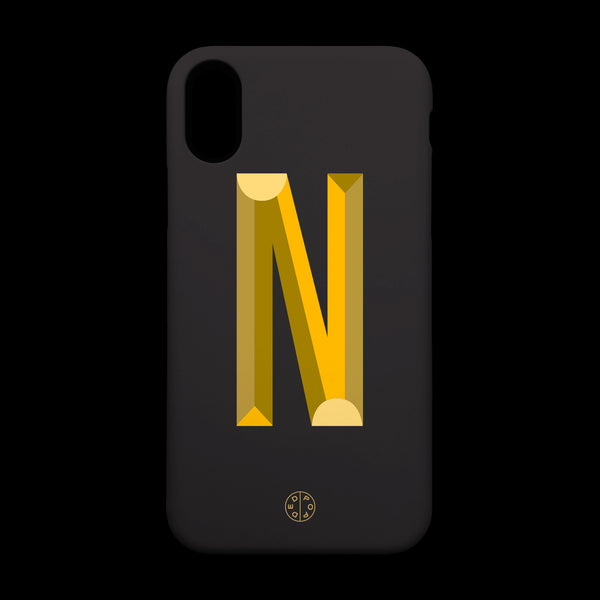 Black Gold Case N