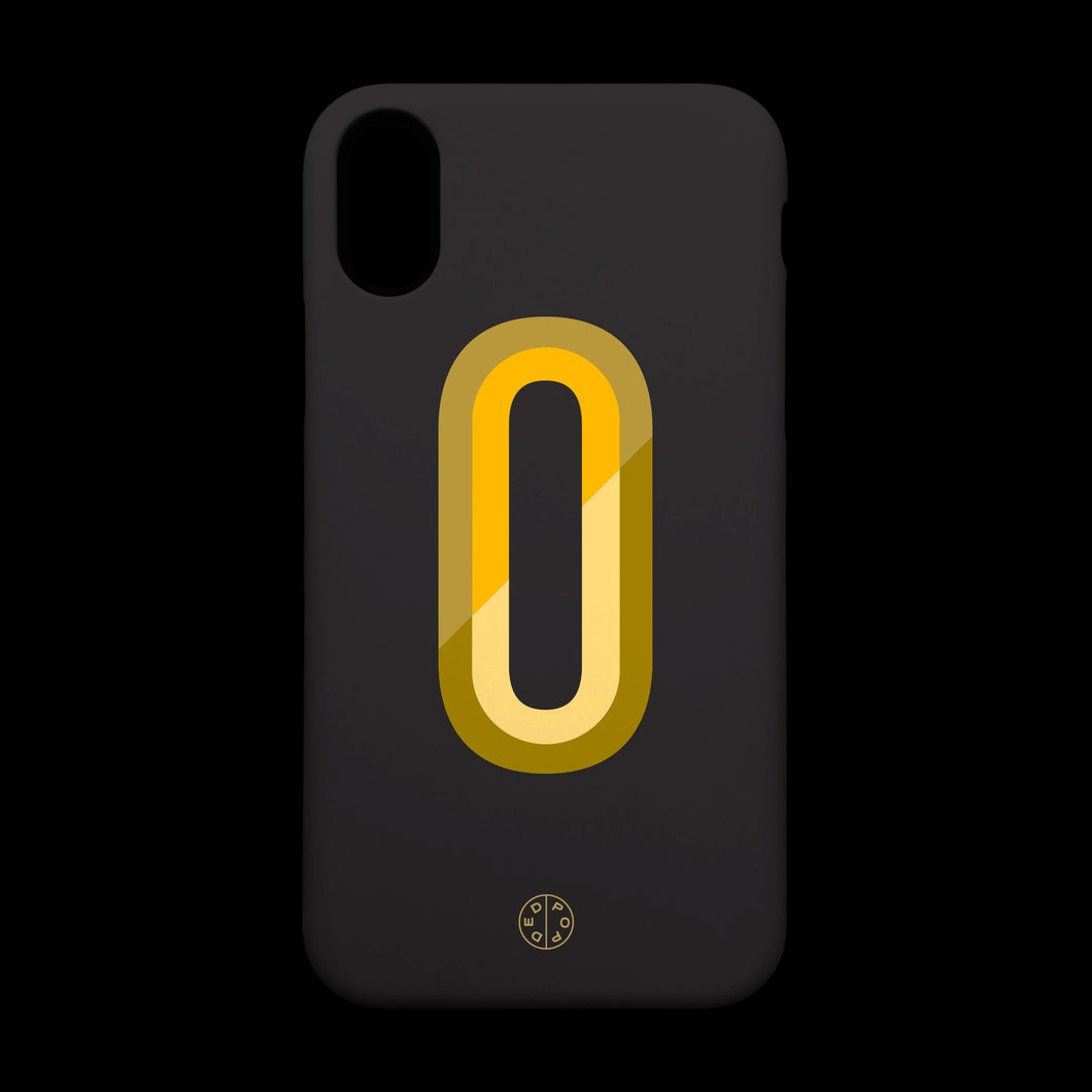 Black Gold Case O