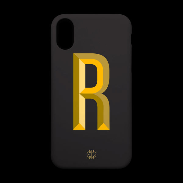 Black Gold Case R
