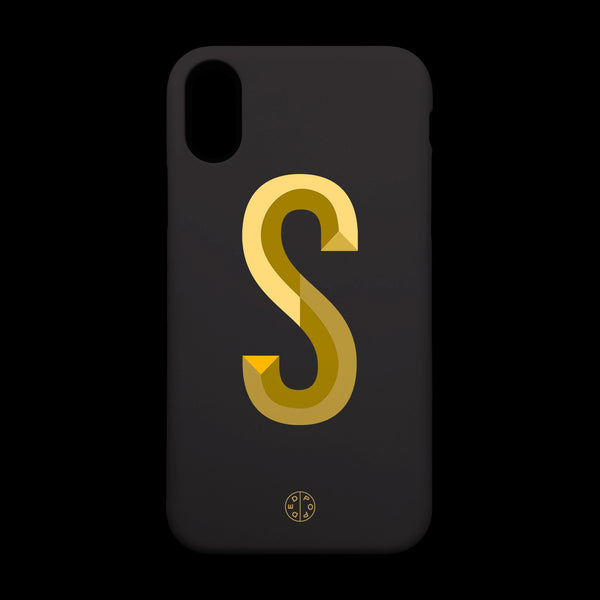Black Gold Case S