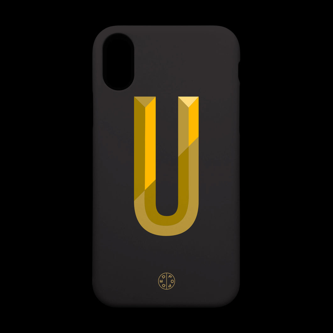 Black Gold Case U