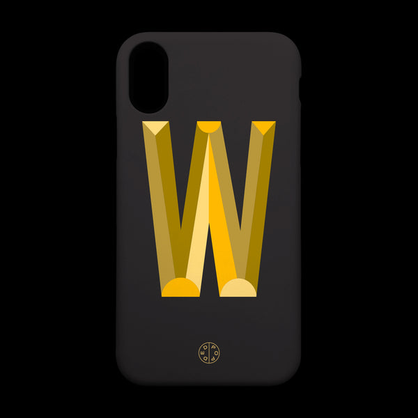 Black Gold Case W