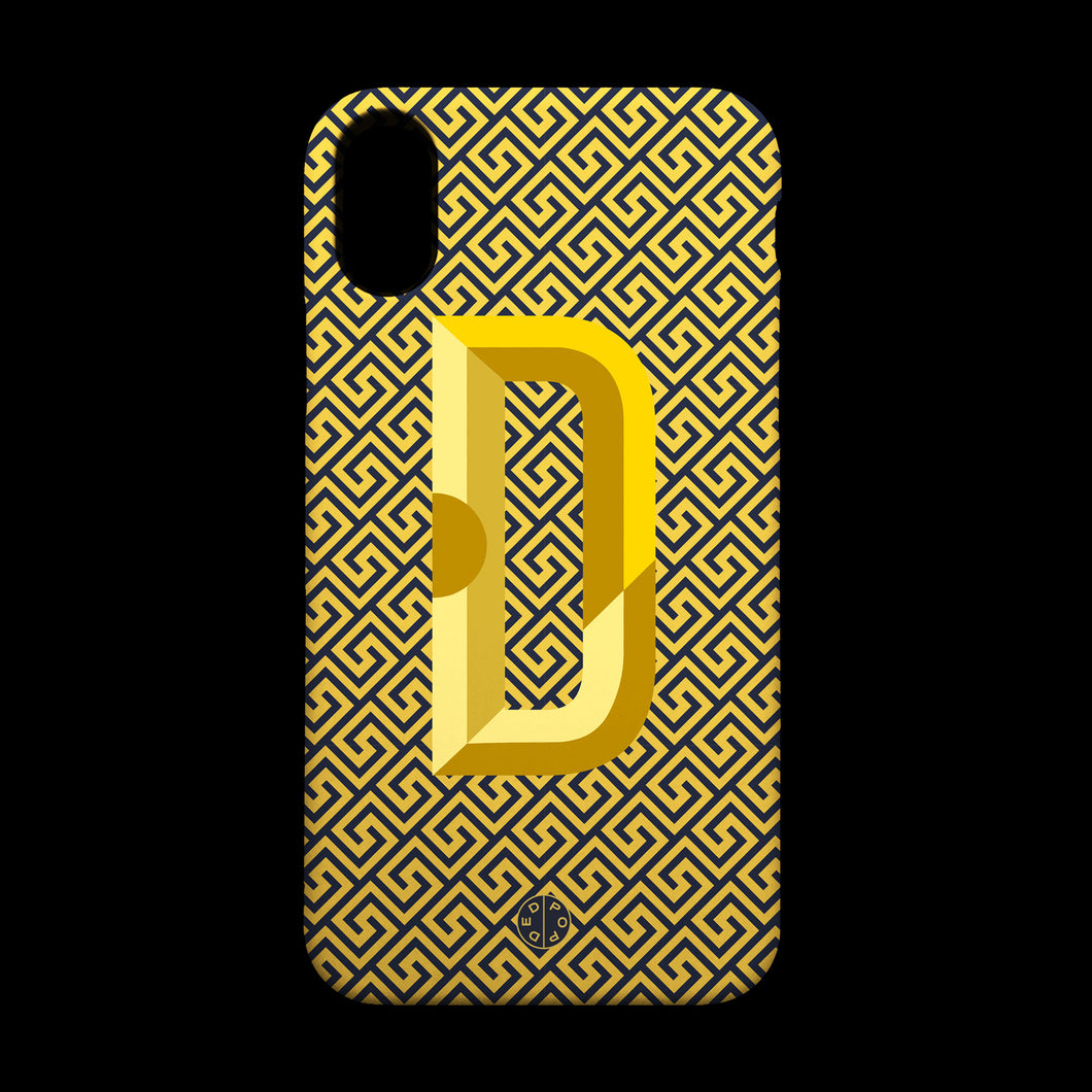 Greek Gold Case D