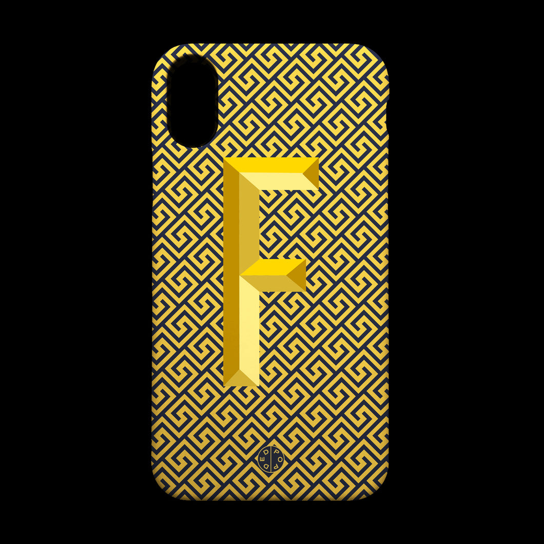 Greek Gold Case F