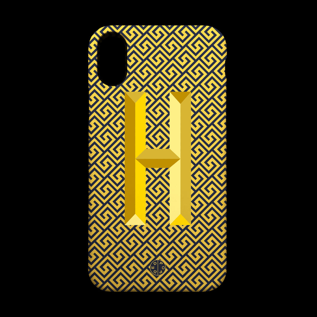 Greek Gold Case H