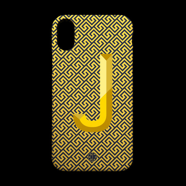 Greek Gold Case J