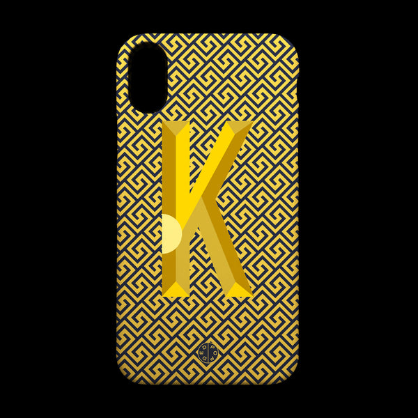 Greek Gold Case K