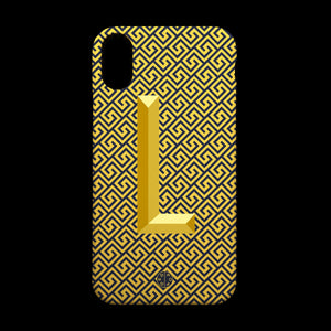 Greek Gold Case L