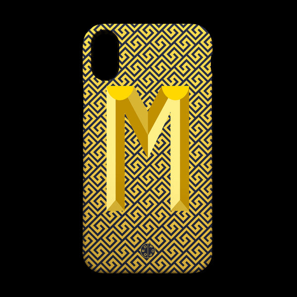 Greek Gold Case M