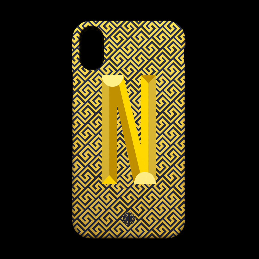 Greek Gold Case N