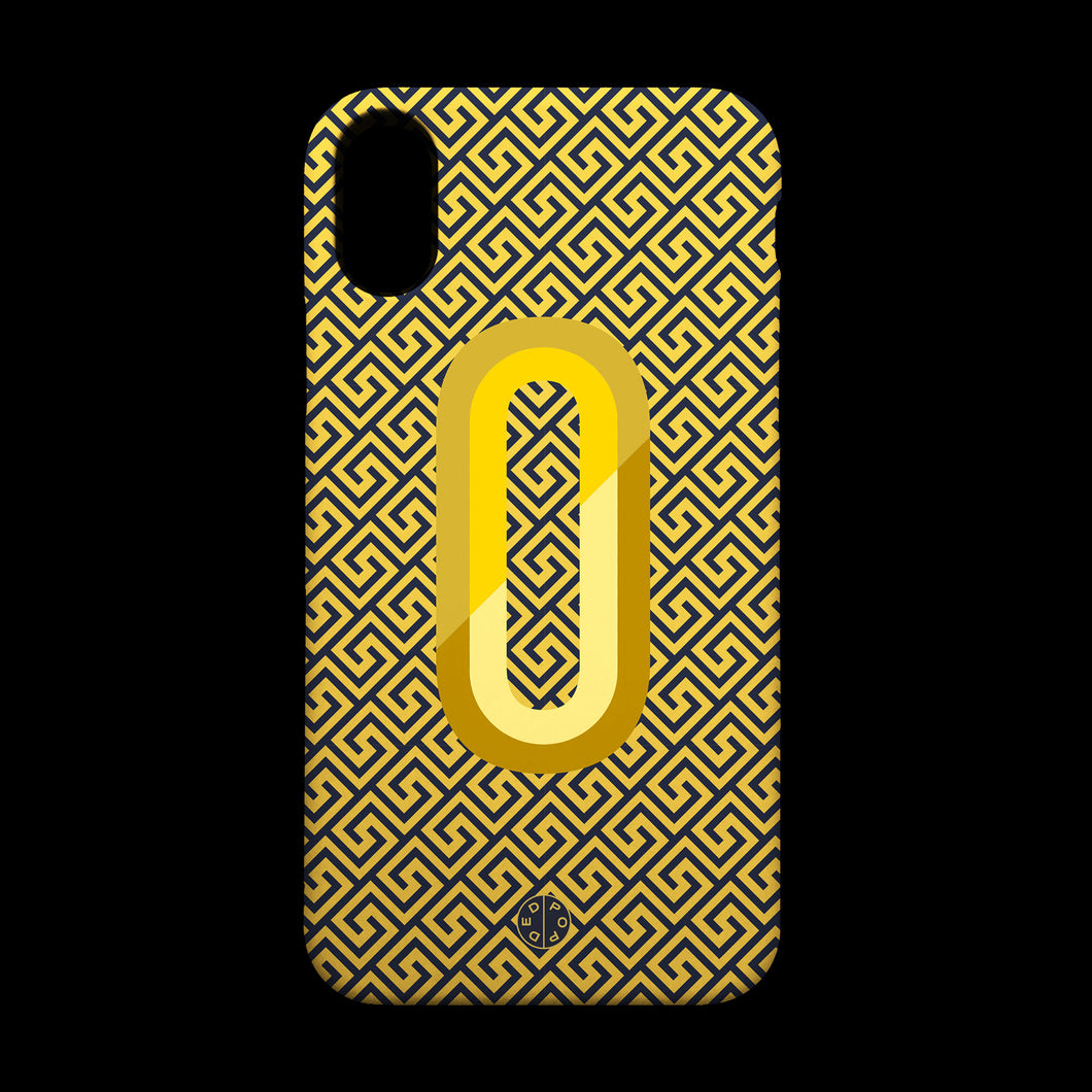 Greek Gold Case O