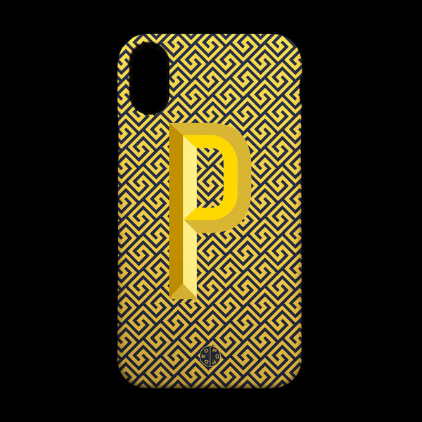 Greek Gold Case P