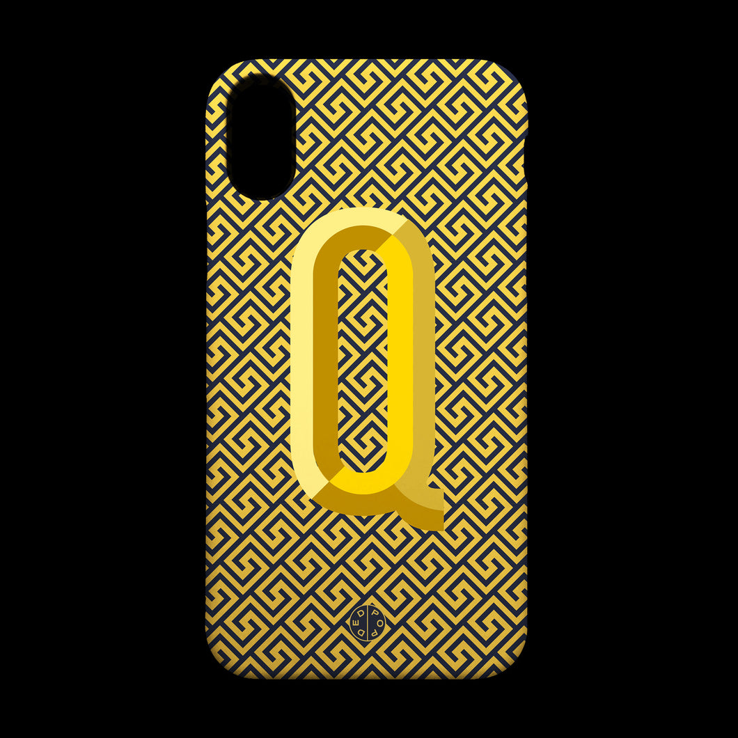 Greek Gold Case Q