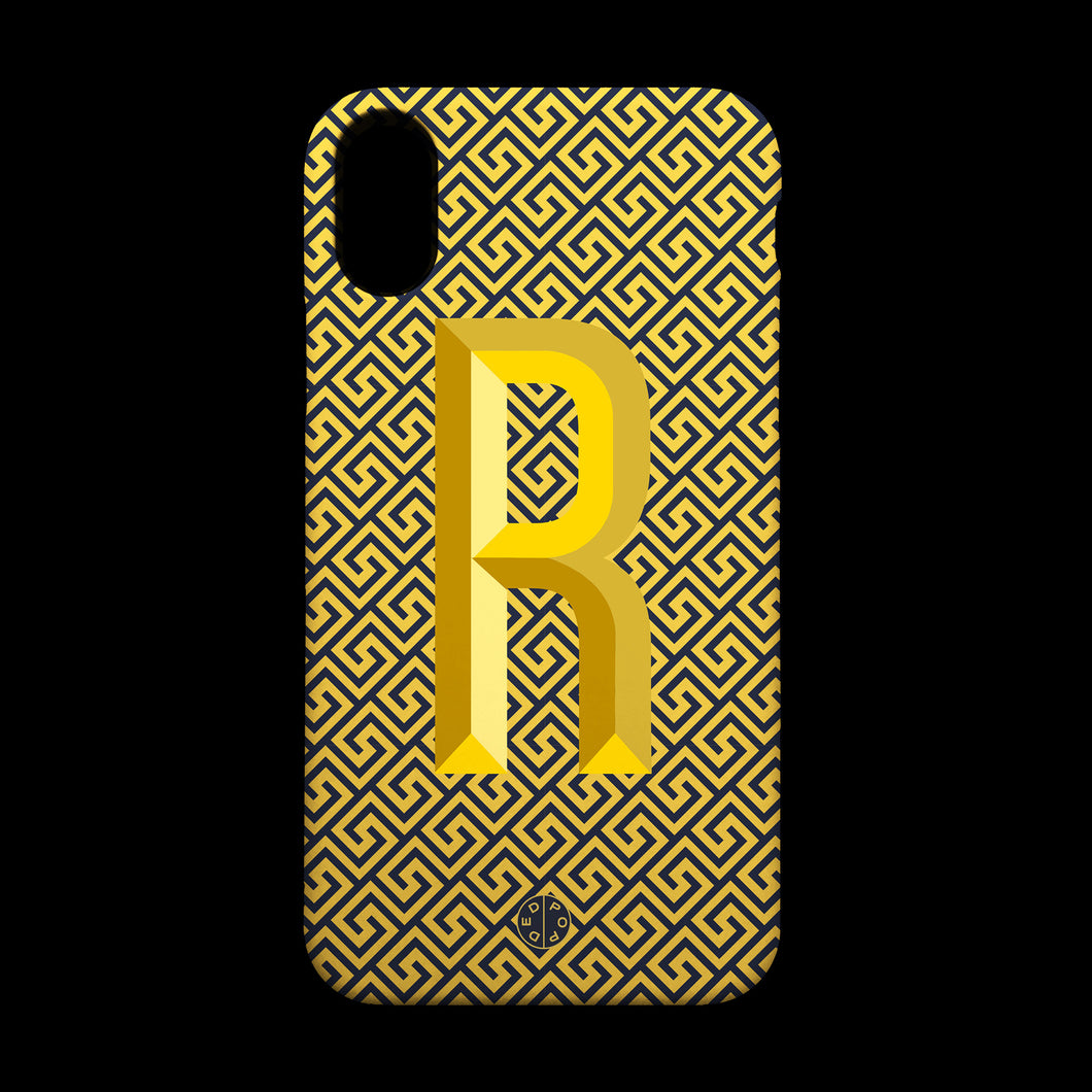 Greek Gold Case R