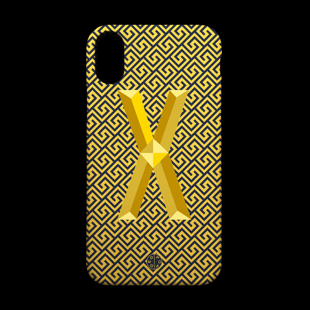 Greek Gold Case X