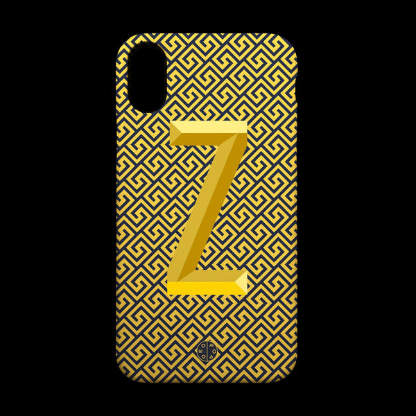 Greek Gold Case Z
