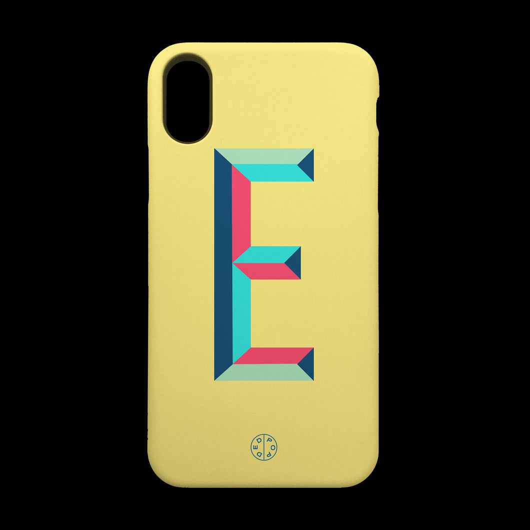 Mellow Yellow Case E