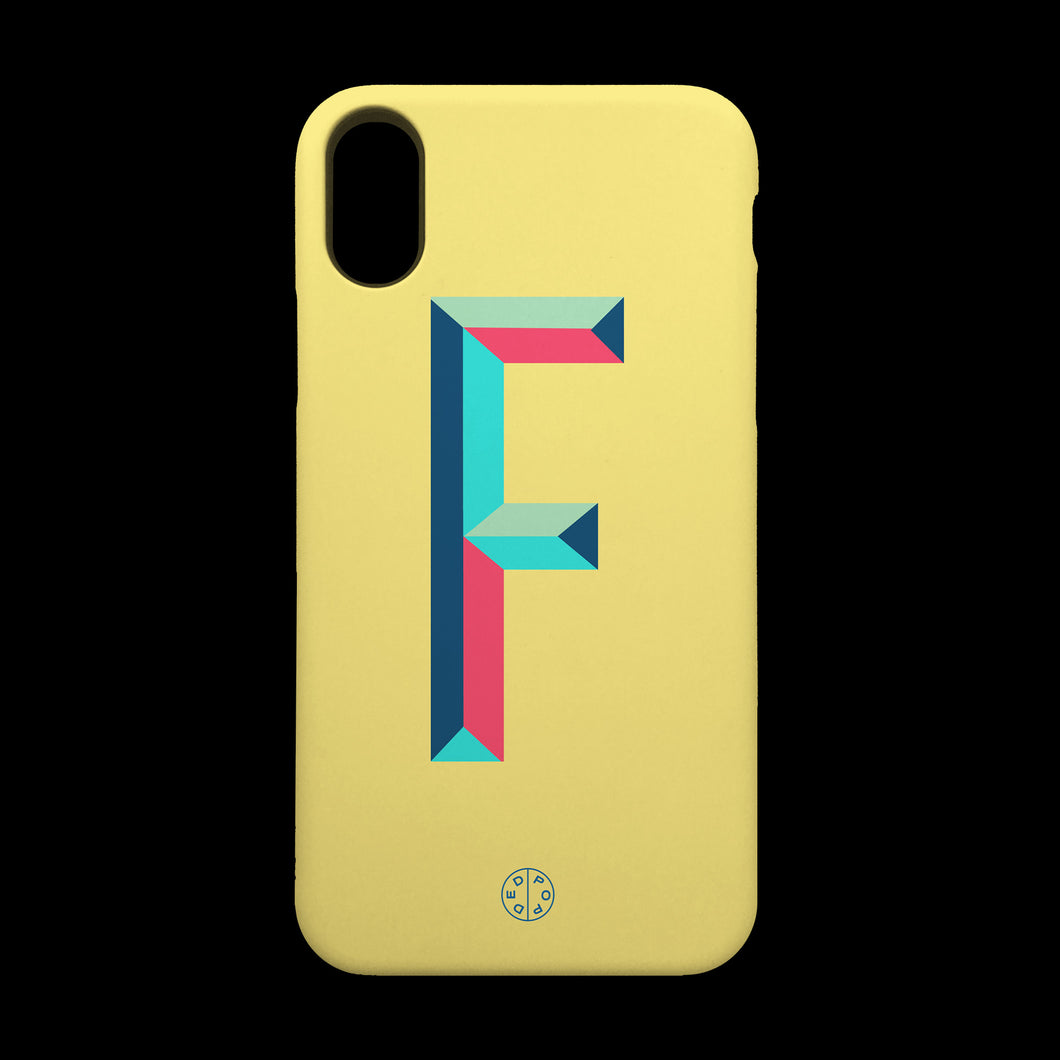 Mellow Yellow Case F